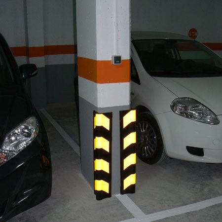 Protection d'angles parking