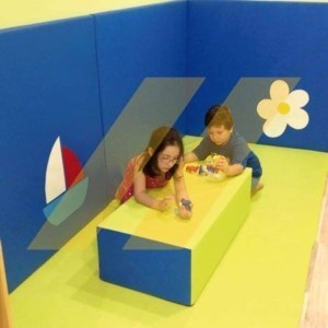 proteccion pared infantil
