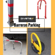Barreras para parking Grupo Divetis Safety Store