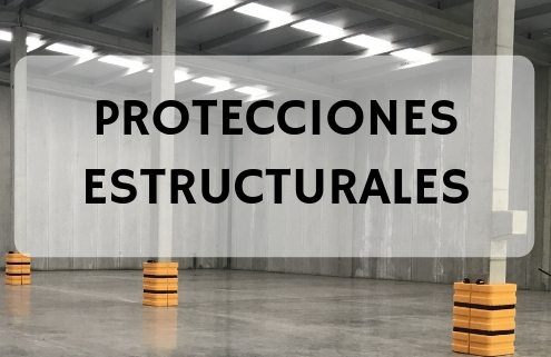 protecciones industriales y parking